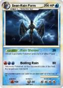 Sean-Rain Form