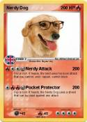 Nerdy Dog
