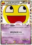 I LOVE EPICFACE