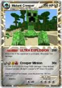 Mutant Creeper