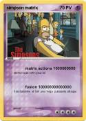 simpson matrix