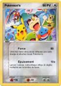 Pokémon's