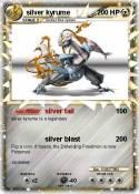 silver kyrume