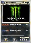 monster ness