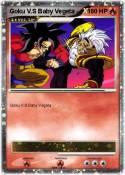 Goku V.S Baby