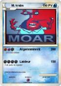 M. krabs
