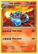 Heat spiritfire