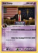 Evil Trump