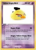 Yellow Angry