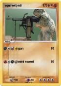 squirrel jedi