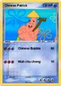 Chinese Patrick