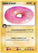 donut of death