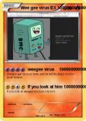 Wee gee virus