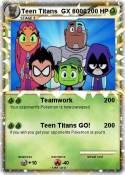 Teen Titans GX