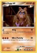 Miss Piggy NP