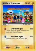 All Mario