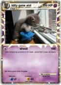 kitty gone eivl