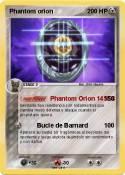 Phantom orion