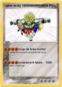 cyber broly