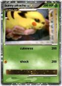 bunny pikachu