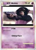 WTF Monkey