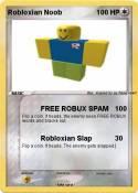 Robloxian Noob