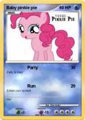Baby pinkie pie