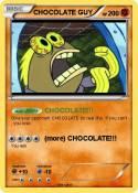 CHOCOLATE GUY
