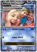 amazing Owen