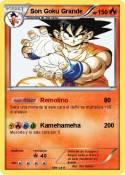 Son Goku Grande