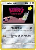 police kirby