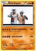 Pokemon The Lucha Dragons