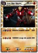 Iron Man Master