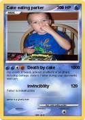 Cake eating