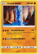 Crystal Steelix