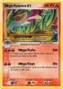 Mega Ryquaza EX