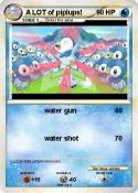 A LOT of piplup