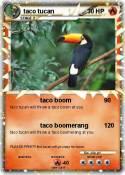 taco tucan