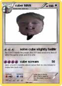 cuber MAN