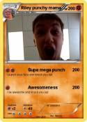 Riley punchy