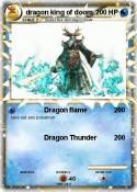 dragon king of