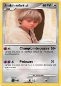 Anakin enfant