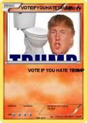 VOTEIFYOUHATETRUMP