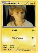 Anakin child