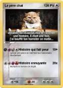 Le père chat