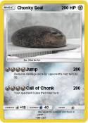 Chonky Seal