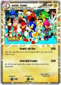 sonic team