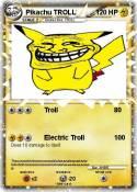 Pikachu TROLL