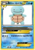 ditto squirtle