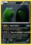 Evil Kermit